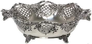 Tiffany  Co Makers English King Bowl
