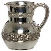 Tiffany  Co Makers Sterling Pitcher
