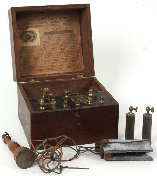 Dr. Jerome Kidder Electro Magnetic Machine