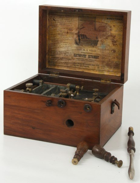 Electro Pathic Instrument Wet Cell