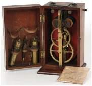Rare No 1 Magnetic Hand Crank Machine