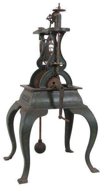E. Howard No. 2 Turret Clock