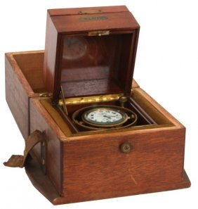 Elgin Double Boxed Ships Watch