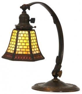 Handel Overlay Desk Lamp