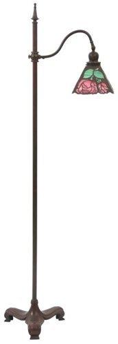Handel Rose Bridge Floor Lamp