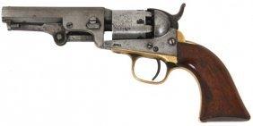 1849 Colt Pocket Revolver