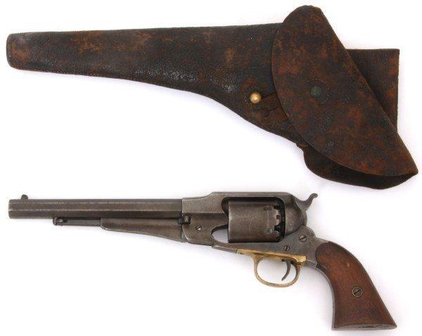 Remington 1858 New Model Revolver