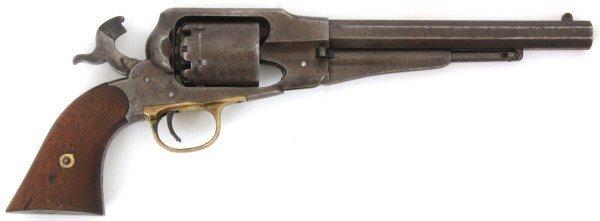 Remington 1858 New Model Revolver - 3