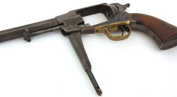 Remington 1858 New Model Revolver - 5