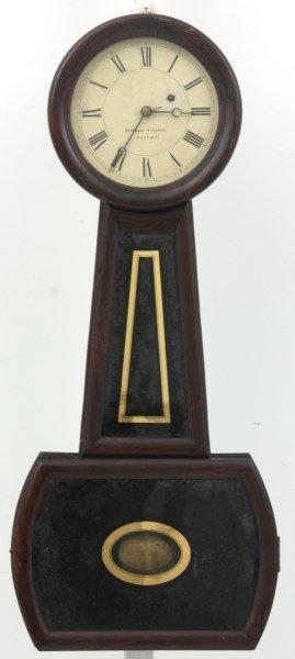 Rare Howard & Davis No. 4 Banjo Clock