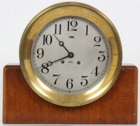 8.5 In. Chelsea Ship's Bell Clock
