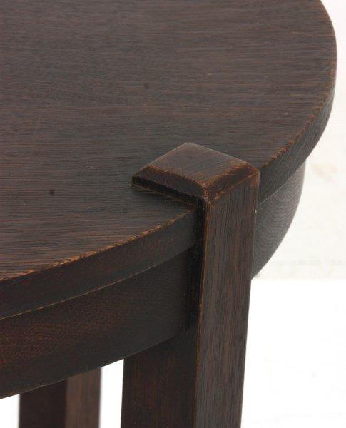 Gustav Stickley No. 439 Oak Tea Table - 4