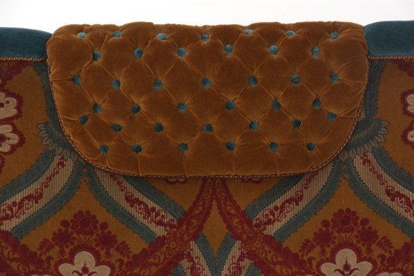 Turkish-Style Victorian Love Seat - 2