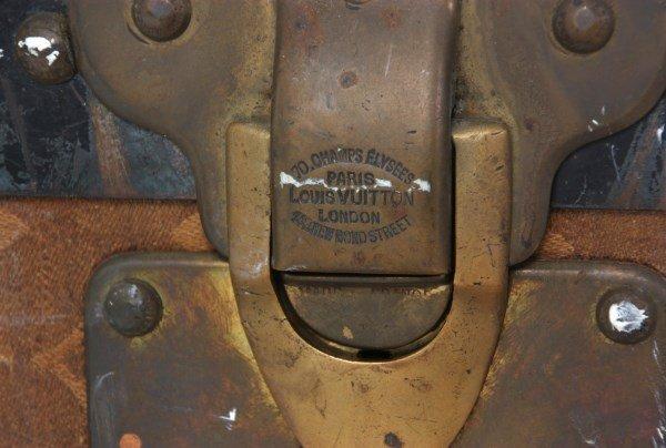 Louis Vuitton Monogram Trunk - 6