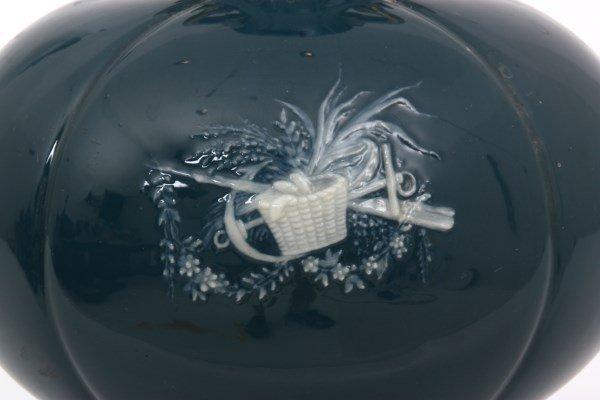 Minton Pate Sur Pate Vase - 4
