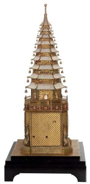 18th C. English Clock For Qing Imperial Court - 3