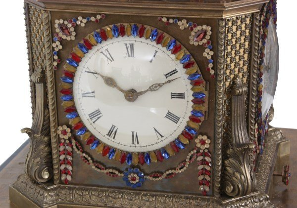 18th C. English Clock For Qing Imperial Court - 5