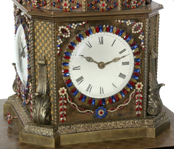 18th C. English Clock For Qing Imperial Court - 6