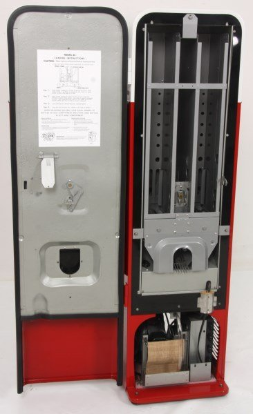VMC Model 44 Coca-Cola Cooler & Vending Machine - 7