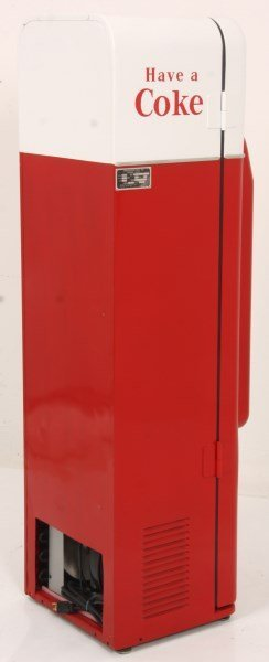 VMC Model 44 Coca-Cola Cooler & Vending Machine - 9