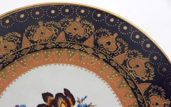 10 Attr: Louis-Philippe, Sevres Porcelain Plates - 2