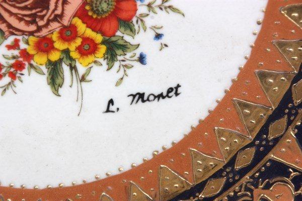 10 Attr: Louis-Philippe, Sevres Porcelain Plates - 3