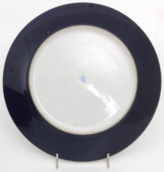 10 Attr: Louis-Philippe, Sevres Porcelain Plates - 4