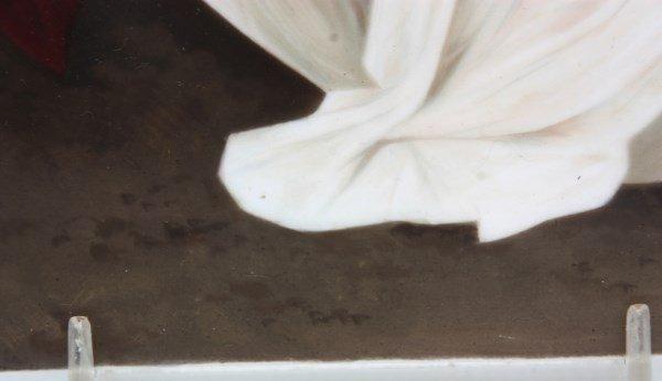 KPM Porcelain Plaque Bathing Nude - 8