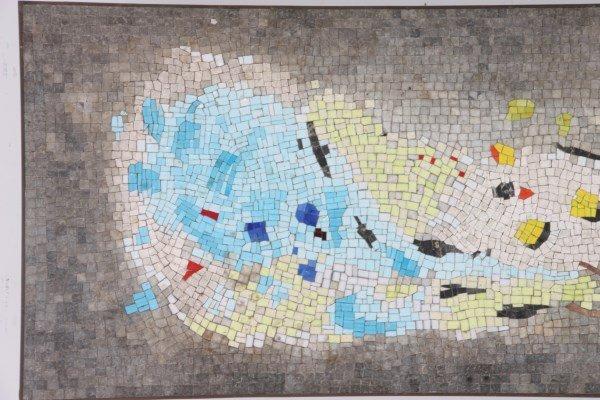 Salviati Mosaic & Bronze Coffee Table - 8