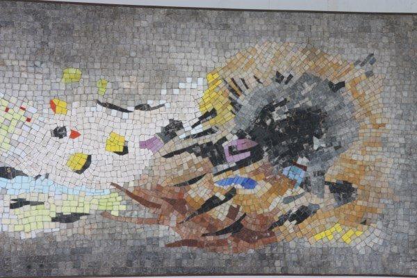 Salviati Mosaic & Bronze Coffee Table - 9