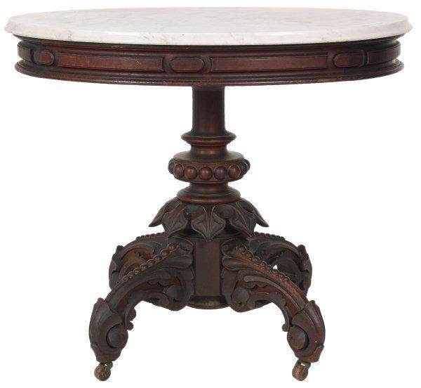 Thomas Brooks Marble Top Table
