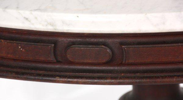 Thomas Brooks Marble Top Table - 7