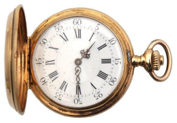 18K Tiffany & Co. Pocket Watch