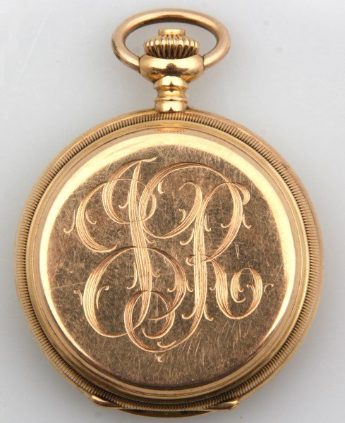18K Tiffany & Co. Pocket Watch - 3