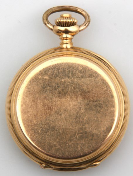 18K Tiffany & Co. Pocket Watch - 4