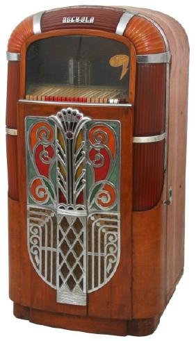 Rock-Ola Model 1426 Jukebox - 1947