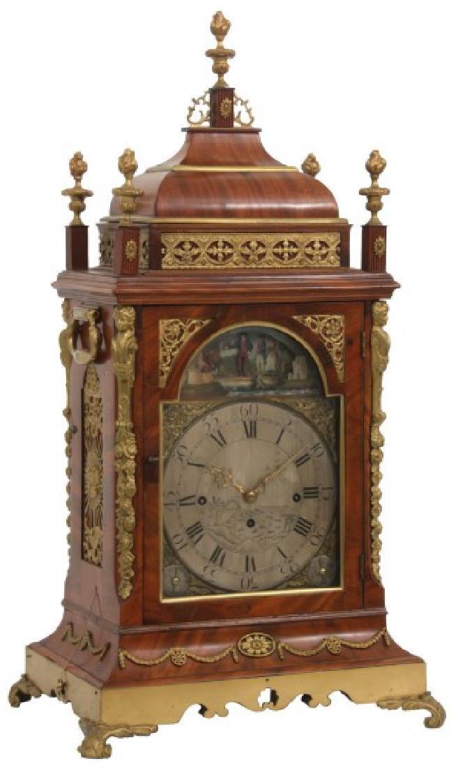 English Musical Animated Bracket Clock