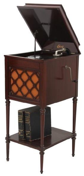 Edison Floor Model A100 Cabinet Phonograph