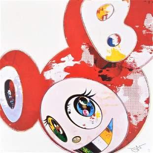 Takashi Murakami MR. DOB Lithograph