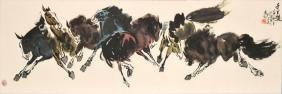 Michael Xinle Ma Ink & Wash Painting, Original Work