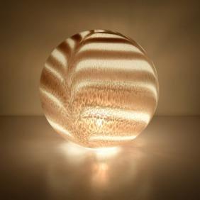 Monumental Murano Lamp, Manner of Alfredo Barbini