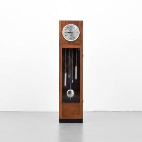 Howard Miller Rosewood Pendulum Floor Clock