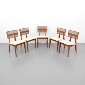 George Nelson Dining Chairs, Set of 5