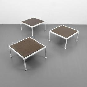 3 Richard Shultz End Tables