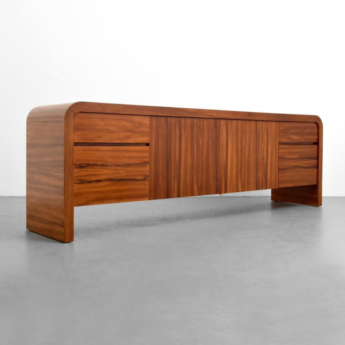 Large Vladimir Kagan Rosewood Cabinet
