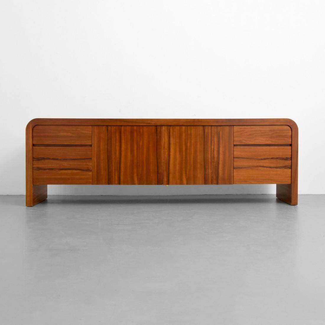 Large Vladimir Kagan Rosewood Cabinet - 4