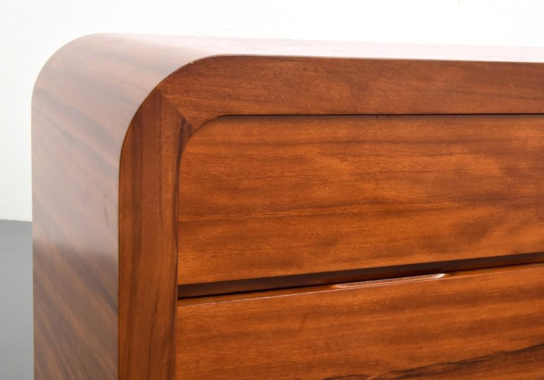 Large Vladimir Kagan Rosewood Cabinet - 5