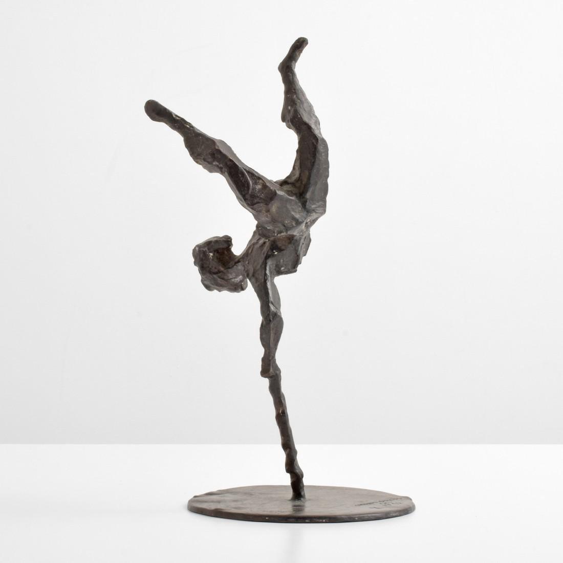 Chaim Gross Bronze Sculpture - 2