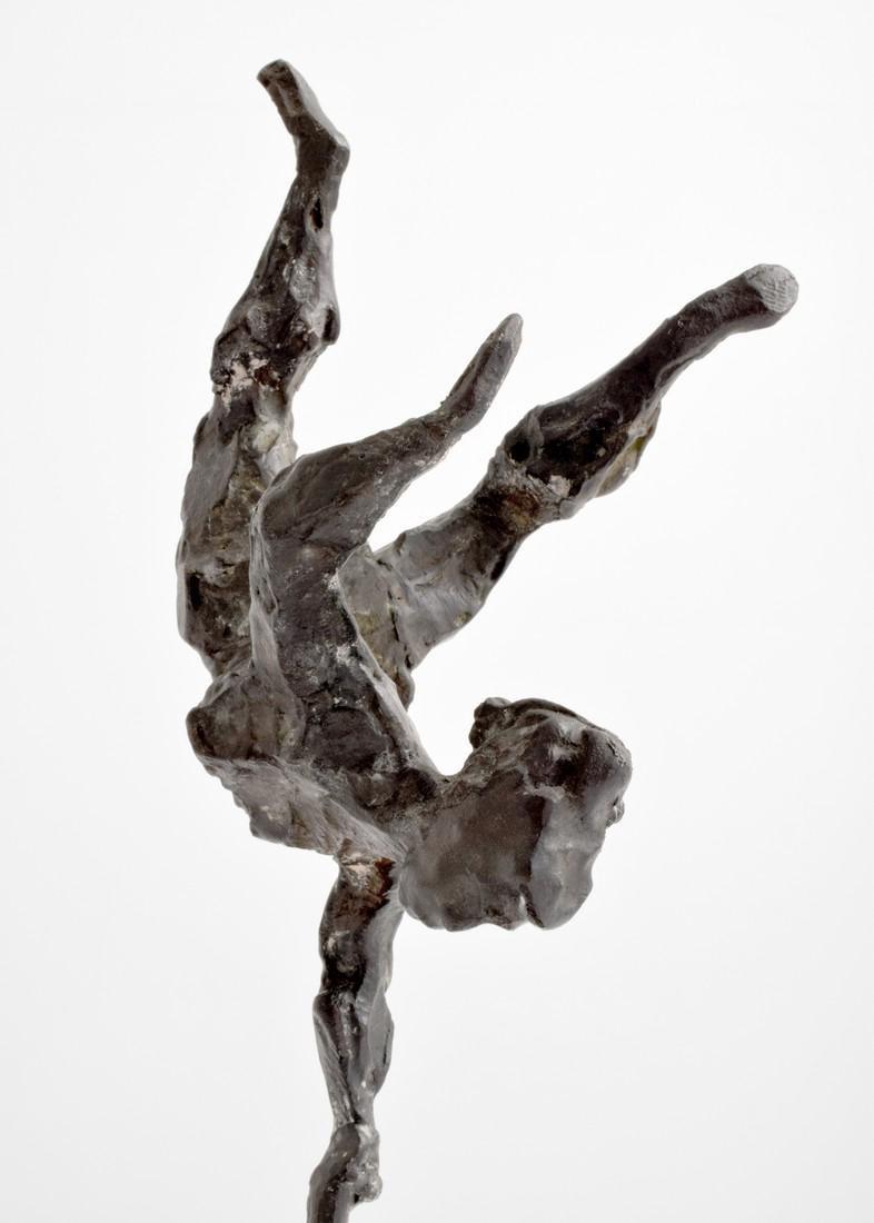 Chaim Gross Bronze Sculpture - 5