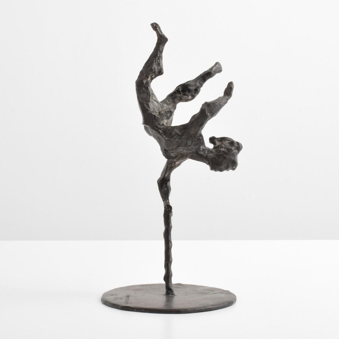 Chaim Gross Bronze Sculpture - 9